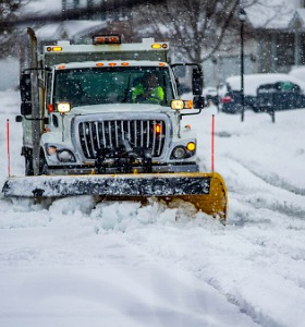 Snow Plowing  Information
